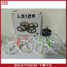 ls-125 2.4g rc bumblebee quadcopter 2.4G RC Quadcopter