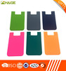 3M Sticker Smart Wallet Mobile Phone Silicone Case Wallet