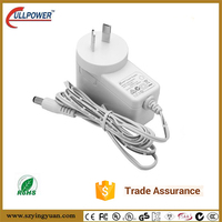 12W 12V 1A travel adapter charger 12v adapter 12v 1a power adapter