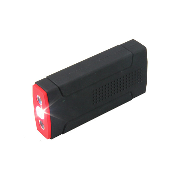 2015 best selling car emergency kit with led flashlight 16800mah multi-function car jump starter