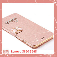 Factory manufacture and Export phone case for Lenovo S660 S668 phone holster