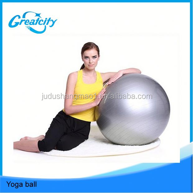 65CM mini gym ball with pump high quality PVC yoga ball