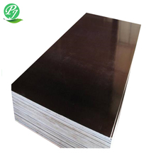 18mm Waterproof Marine Laminated Plywood, Construction WBP Phenolic Glue Black\Dynea Brown Film Faced Plywood