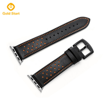 Hot Durable Leather Smart Watch Strap For Apple Band