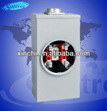 SUN-200 series single phase base meter socket