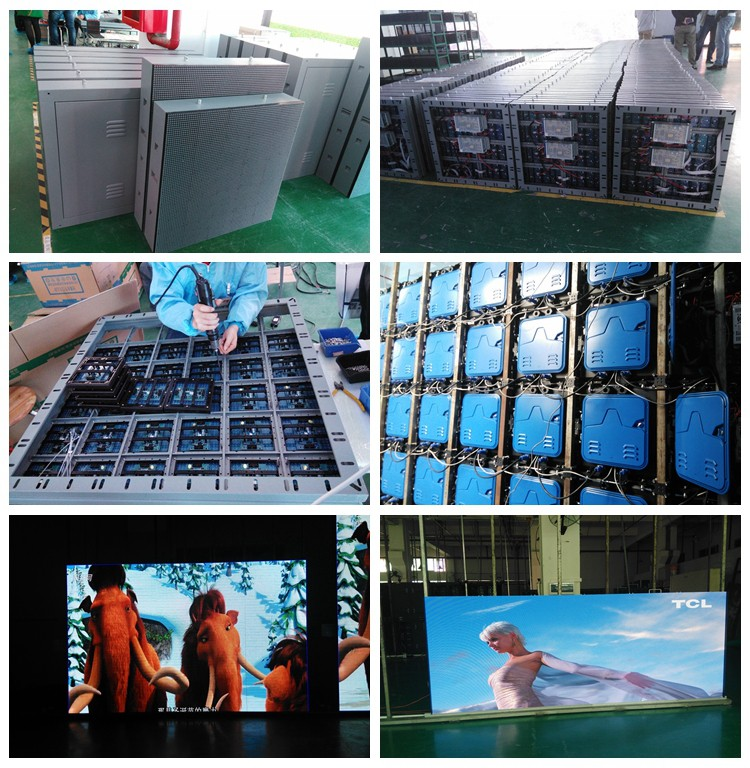 Indoor P3 P5 fixed economical front maintenance led display led money exchange rate display board