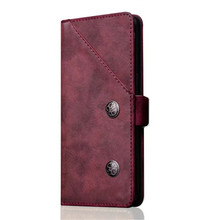 Classical Invisible Magnet PU Leather Wallet Flip Cover Phone Case For Samsung Galaxy Note 8