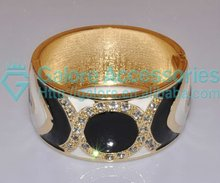 2013 girls gold plated latest new design bangles