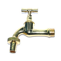 Alloy Kitchen Home Family Garden Water Faucet Tap Water Tap