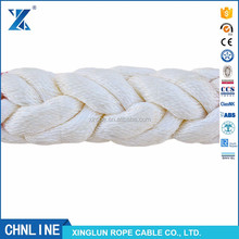 High strength compound marine CHNMIX pe pp mixed rope