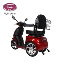 6-8h Charging time electric tricycle mobility scooter