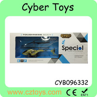 Hot sales 3.5 channel alloy RC helicopter with GYR with remote control function and light/All reports passed