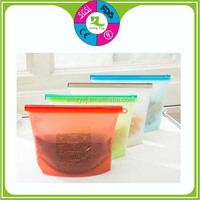 Direct factory cheap price Reusable Vacuum Silicone Fresh Bag