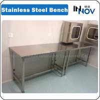 laboratory furniture type general use lab stainless steel furniture for clean room