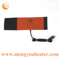 Factory sale silicone rubber heating mat and heater cheap electr car for sale