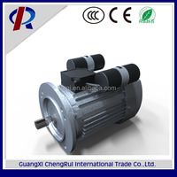 YL Series electric motor 2hp variable speed electric motors for sale