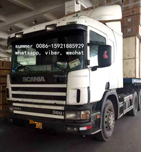 scania P360 trucks/scania trucks for sale/prime mover scania/6x4