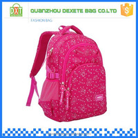 New arrival cheap shoulder strap book school bag