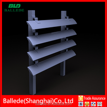 aluminium hollow sunshade shutter