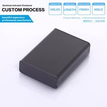 71*25.5-D aluminum project box enclosure case