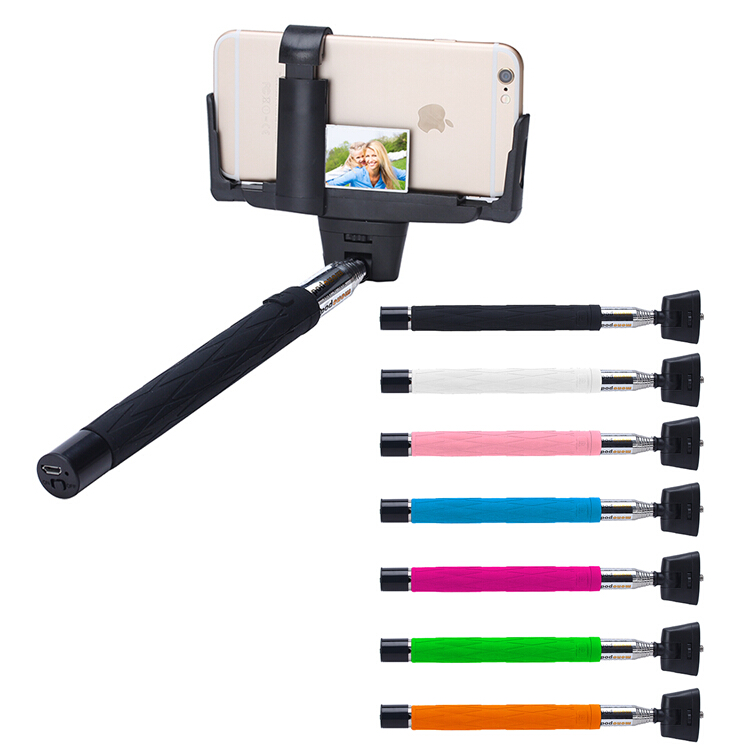 2015 monopod bluetooth selfie stick with mirror for iphone buy bluetooth se. Black Bedroom Furniture Sets. Home Design Ideas