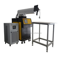 low cost stainless steel YAG TFZ-300D laser welding machine for sale