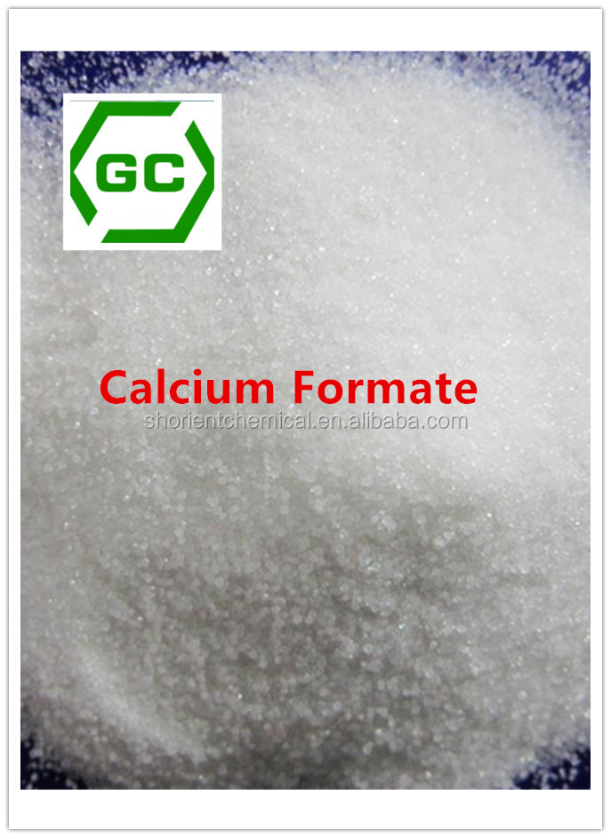 Supply Qualified Calcium Formate for for Concrete Quick Hardening Agent