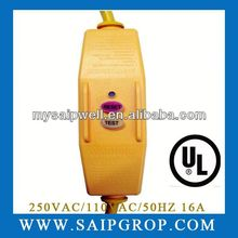 HAND ELECTRIC DRYER GFCI ELECTRICAL SOCKETS