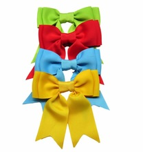 Hot sale fashion korean 6 inch large <strong>hair</strong> bow for <strong>hair</strong> <strong>accessories</strong>