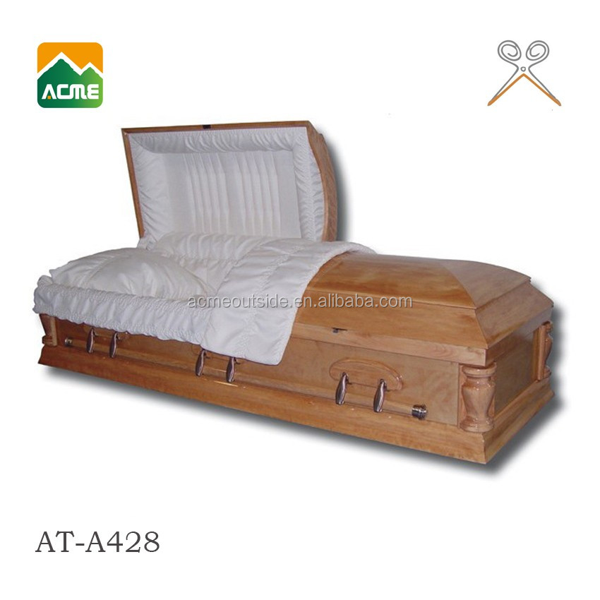 AT-A428 wholesale best price cheap wooden casket