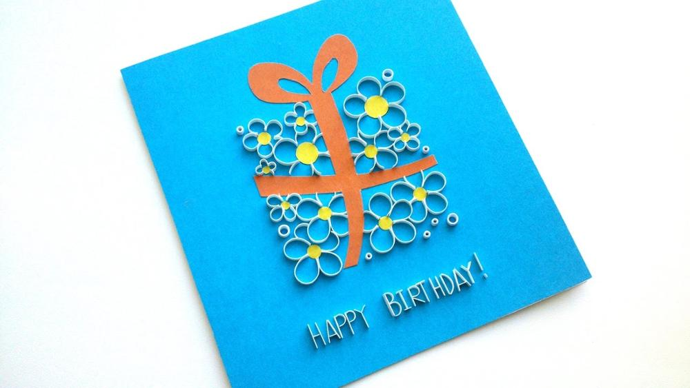 Custom Festival or Birthday or Wedding Greeting Card