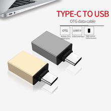 Wholesale Aluminium Shell Type C Converter USB Type C 3.1 to USB 3.0 Adapter with OTG Funtion