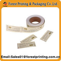Cheap Customized Waterproof Label,Colorful Printed Adhesive Sticker Label