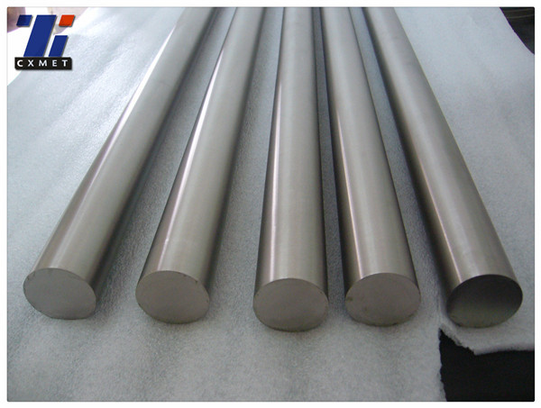 Forged anneal grinding Gr5 BT6 titanium alloy rod bar with discount