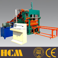 new product construction machinery/hydraform brick making machine in south africa china supplier
