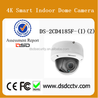 Hot selling Hikvision 8MP Smart Indoor Dome ip Camera DS-2CD4185F-(I)(Z)