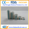 HD-31500 CE 5cmX5m 2.5cmX5m Breathable PE Medical Adhesive Tape Transparent Surgical Tape
