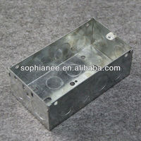 2012 Hot Selling Good Electrical Outlet Box Size