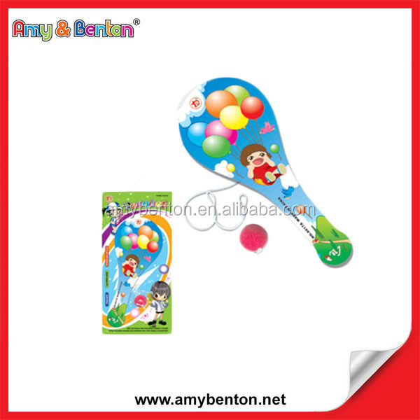 Paddle Ball Paddle Ball Game Promotion Gifts Toy Paddle Ball