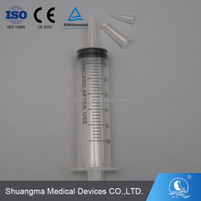 Factory Price disposable syringes 100cc most popular