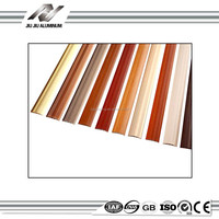aluminium carpet trim for marble edge