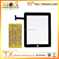 hot selling easy touch for ipad, for ipad touch screen replacement, original or oem