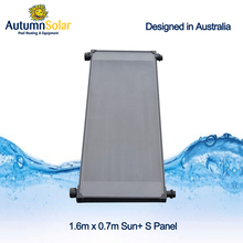 DIY installation Rigid Flat swimming pool solar water heaters spare parts