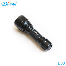 Brinyte B88U Tactical Hunting Red Color 750 Lumens LED Flashlight Torch