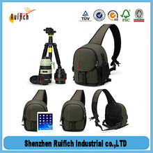 Bese price of leather camera shoulder bag,microfiber camera bag,dslr camera bag supplier