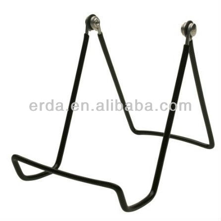 Two Wire Display Stand; Set of 2 Black