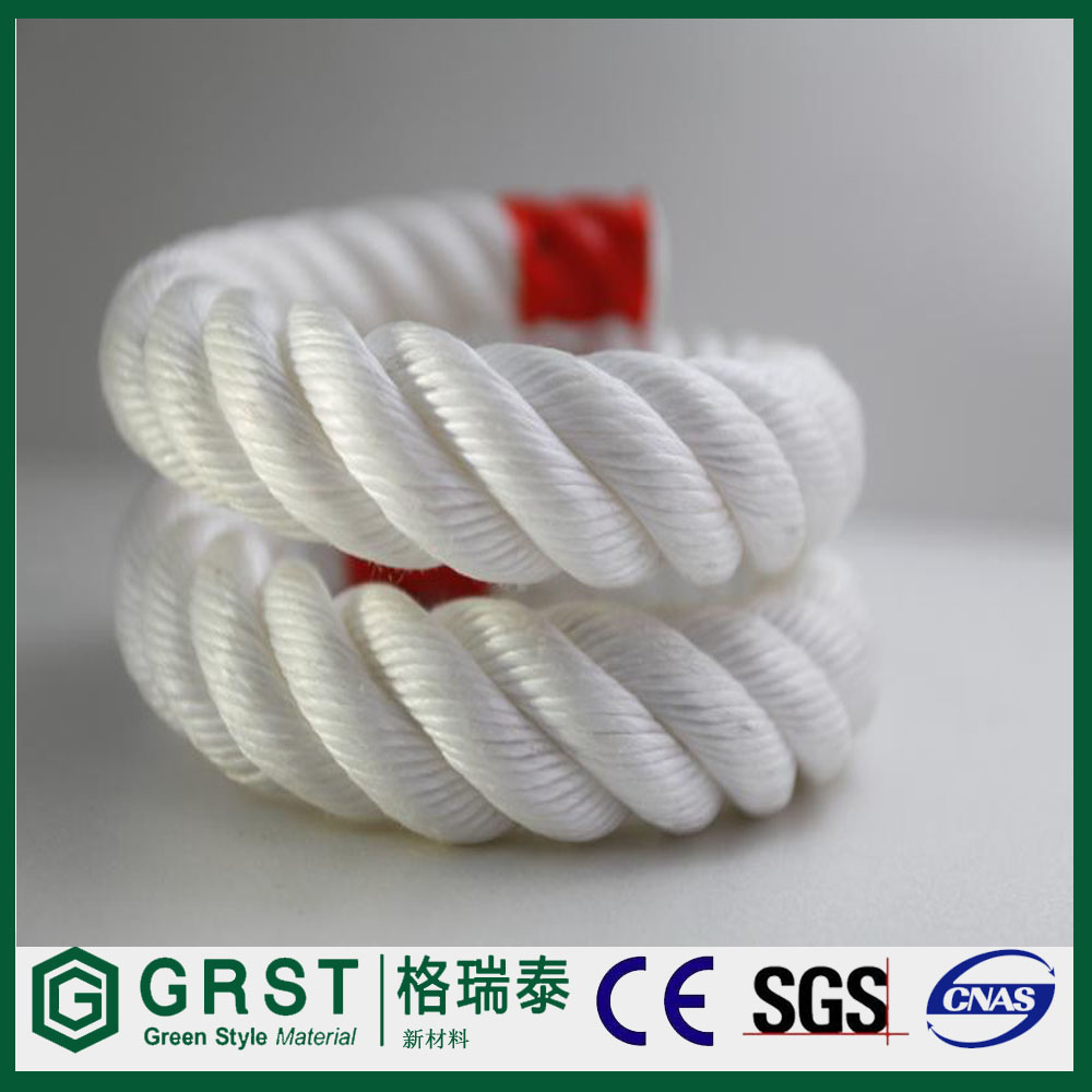 GSRT PE/polythene hollow braided rope