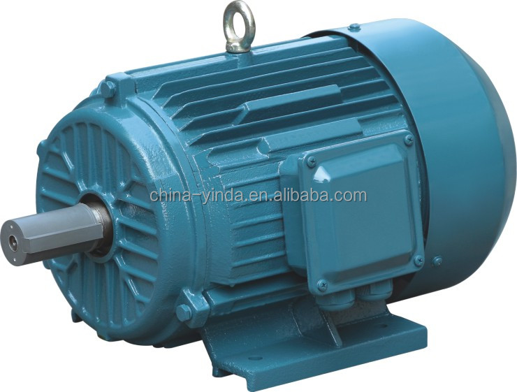 HOT sell Y series three phase electric motor B3 B5 B14 B35 B34 mounting