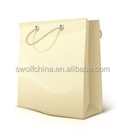 packaging promotion hand paper bag