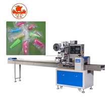 Automatic Pillow Flow Packing Machine For Food/daily Applicances/hardware